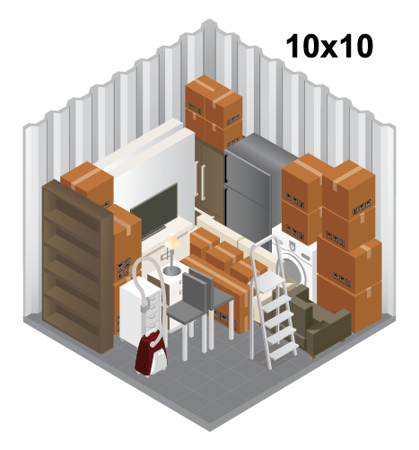 container-storage-units-10x10